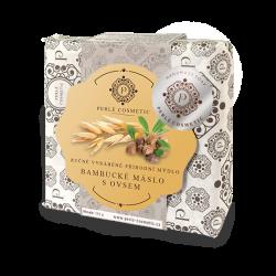 Natural bambucké máslo & oves