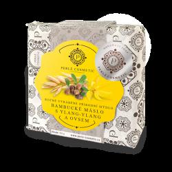 Natural bambucké máslo & oves & ylang – ylang